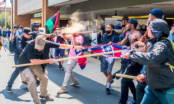 Phân biệt chủng tộc ám ảnh nước Mỹ  ảnh 1