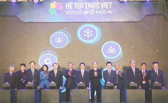 Kỳ vọng ở Hệ tri thức Việt số hóa ảnh 1