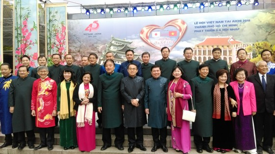 Khai mạc Lễ hội Việt Nam tại Aichi 2018 ảnh 2