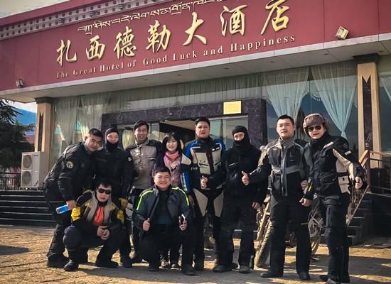Đoàn mô tô Việt, chinh phục nóc nhà thế giới ảnh 2