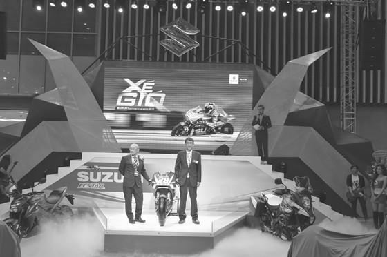 Sô diễn của 10 thương hiệu mô tô, xe máy hàng đầu ảnh 2
