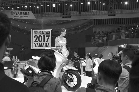 Sô diễn của 10 thương hiệu mô tô, xe máy hàng đầu ảnh 3
