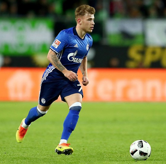 Meyer rời Schalke  ảnh 1