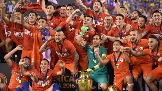 Nhận diện bảng B Confederations Cup 2017 ảnh 1