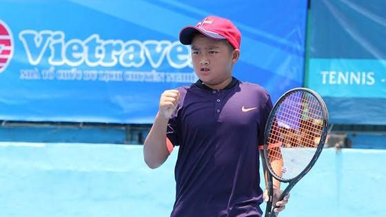 Giải Quần vợt Năng khiếu Thanh thiếu niên toàn quốc 2017: Quy tụ 225 VĐV ảnh 1