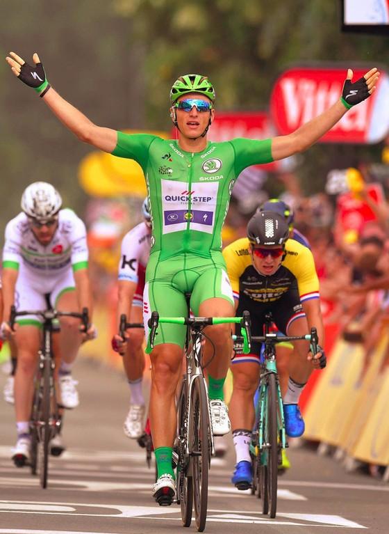 Kittel - tay đua Đức xuất sắc nhất ảnh 1
