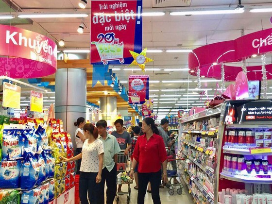 Co.opmart lại giảm giá mạnh trái cây, bếp ga, bột giặt vào 3 ngày cuối tuần ảnh 1