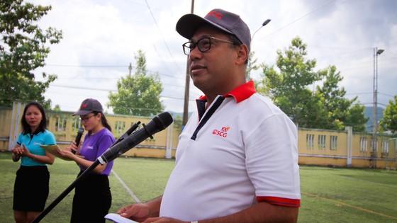 Truyền cảm hứng bóng đá đến giới trẻ Việt Nam ảnh 1