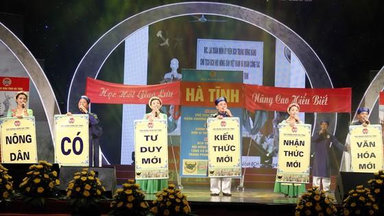 """Hà Tĩnh đoạt giải vàng Hội thi """"Nhà nông đua tài"""" toàn quốc ảnh 1"""