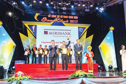 Agribank vinh danh 2 phần mềm xuất sắc  ảnh 1