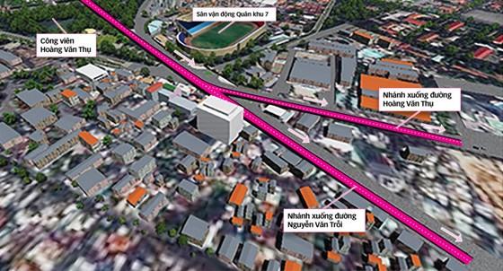 Mở đường trên cao 'giải cứu' sân bay Tân Sơn Nhất ảnh 1