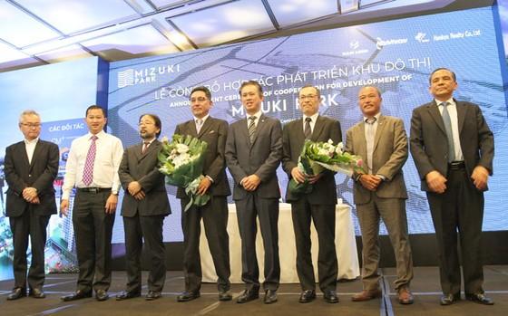 Siêu dự án giữa Nam Long và 2 đối tác Nhật Bản ảnh 1