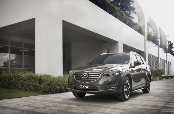 THACO tăng mạnh ưu đãi dành riêng Mazda CX-5 ảnh 1