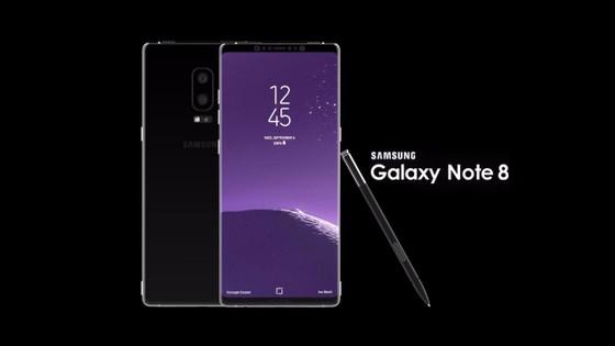 Galaxy Note8 chính thức ra mắt tại Việt Nam ảnh 1