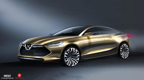 VinFast công bố thiết kế 20 mẫu xe hơi thương hiệu Việt ảnh 9