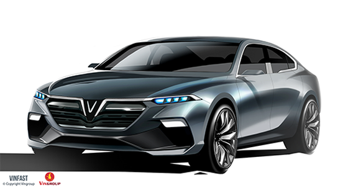 VinFast công bố thiết kế 20 mẫu xe hơi thương hiệu Việt ảnh 11