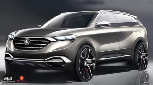 VinFast công bố thiết kế 20 mẫu xe hơi thương hiệu Việt ảnh 14