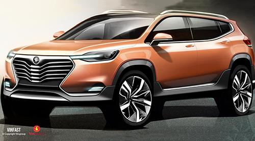 VinFast công bố thiết kế 20 mẫu xe hơi thương hiệu Việt ảnh 16