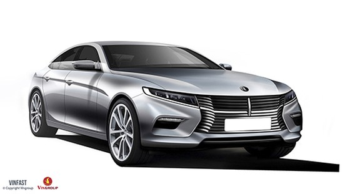 VinFast công bố thiết kế 20 mẫu xe hơi thương hiệu Việt ảnh 3