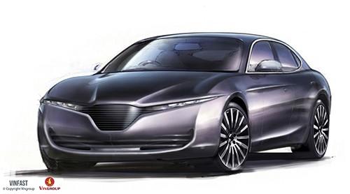 VinFast công bố thiết kế 20 mẫu xe hơi thương hiệu Việt ảnh 5