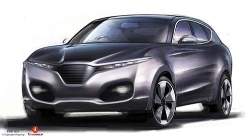 VinFast công bố thiết kế 20 mẫu xe hơi thương hiệu Việt ảnh 6