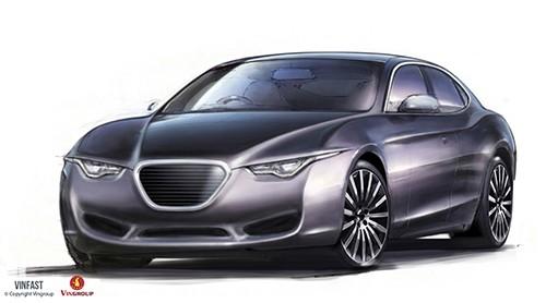 VinFast công bố thiết kế 20 mẫu xe hơi thương hiệu Việt ảnh 7