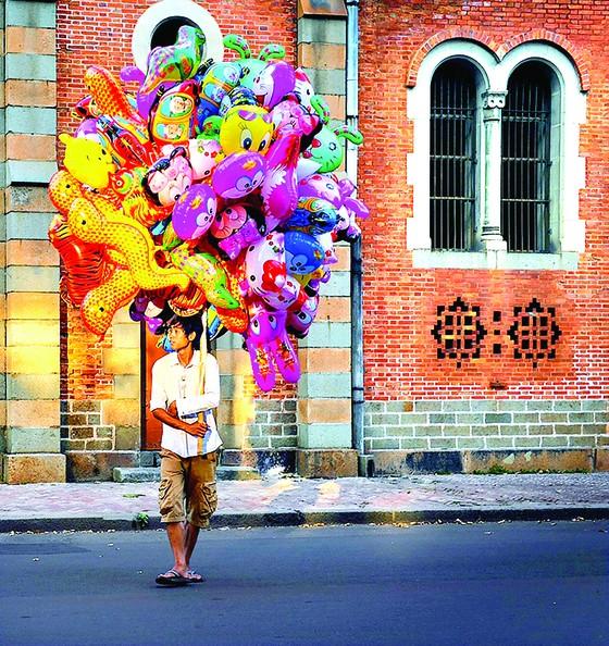 Mưu sinh là tập sách ảnh mới nhất của nhiếp ảnh gia Trần Thế Phong ảnh 1