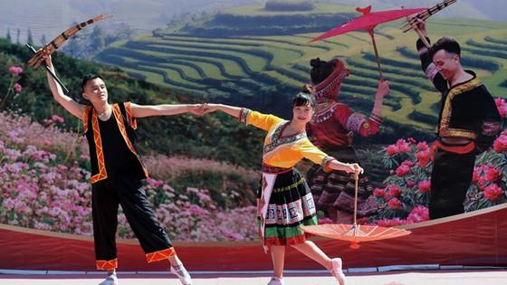 Độc đáo Lễ hội hoa Tam giác mạch Sun World Fansipan Legend 2017 ảnh 3