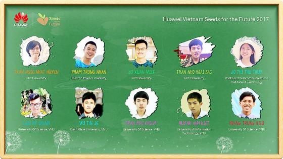 """""""Hạt giống Viễn thông tương lai""""- Học bổng sinh viên ASEAN ảnh 1"""