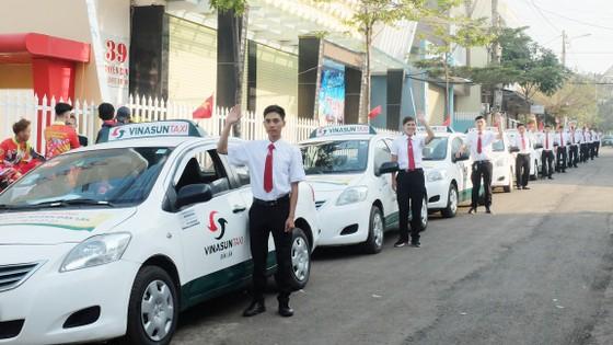 Taxi Vinasun khai trương chi nhánh đầu tiên tại Tây Nguyên ảnh 1