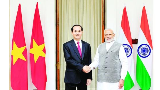 Đưa kim ngạch thương mại Việt Nam - Ấn Độ lên 15 tỷ USD vào năm 2020 ảnh 1