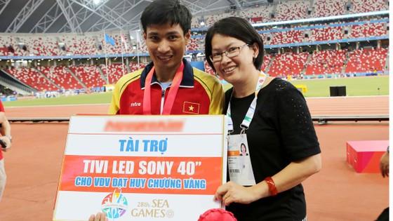 Thể thao Việt Nam chuẩn bị SEA Games 29: Sẽ thưởng nóng tận tay VĐV ảnh 1