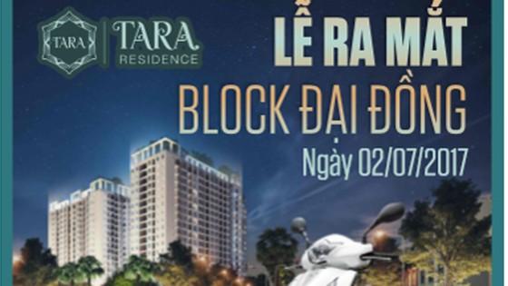 Tara Residence - Ấn tượng phong cách hoài cổ và phóng khoáng ảnh 1