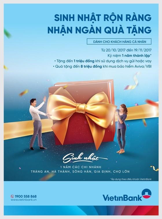 Du lịch Singapore và nhận quà đến 1.000.000 đồng khi giao dịch tại VietinBank ảnh 1