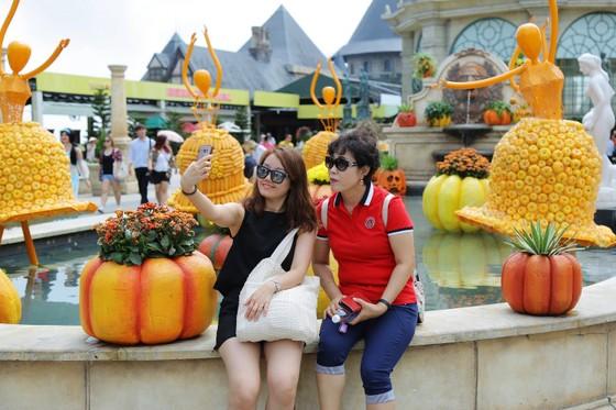 Halloween nhuốm màu cổ tích ở Sun World Ba Na Hills ảnh 7