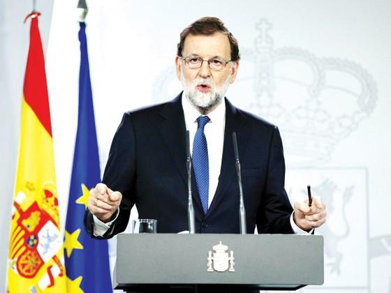 Khủng hoảng Catalonia tới đỉnh điểm ảnh 1