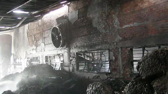 Cháy Khu công nghiệp Tân Thới Hiệp, công nhân bỏ chạy tán loạn ảnh 6