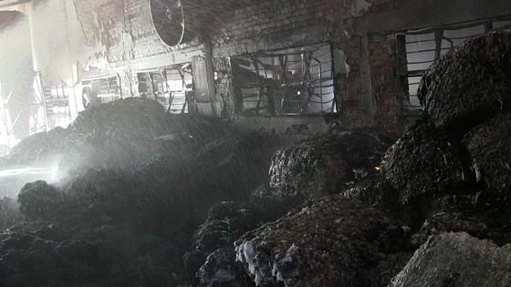 Cháy Khu công nghiệp Tân Thới Hiệp, công nhân bỏ chạy tán loạn ảnh 7