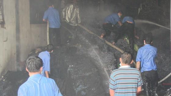 Cháy Khu công nghiệp Tân Thới Hiệp, công nhân bỏ chạy tán loạn ảnh 5