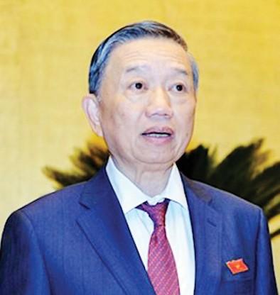 Bộ trưởng Tô Lâm: Không ứng dụng tiến bộ mạng thì không thể chơi được với ai ảnh 1