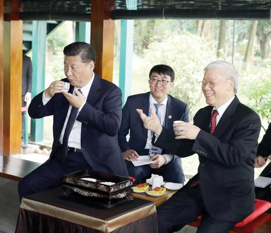 Phát triển quan hệ Việt - Trung tốt đẹp, bền vững, lâu dài ảnh 1
