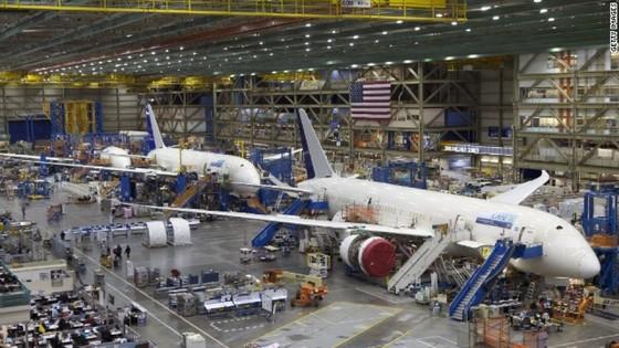 Boeing lên kế hoạch cắt giảm nhân sự ảnh 1