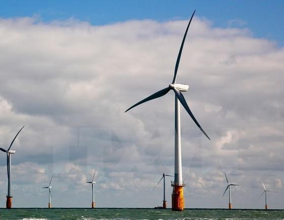 Khởi công Nhà máy điện gió Đầm Nại 80 triệu USD ảnh 1