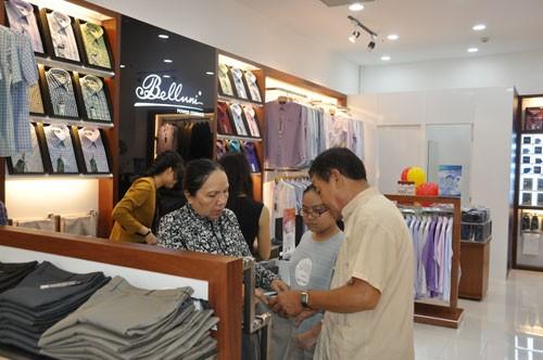 Khai trương 3 cửa hàng thời trang Belluni ảnh 3