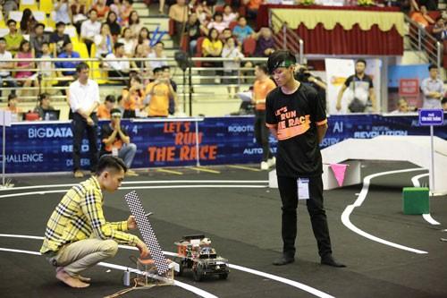 Học viện Quân sự đoạt giải đua xe công nghệ lần đầu tiên ảnh 2