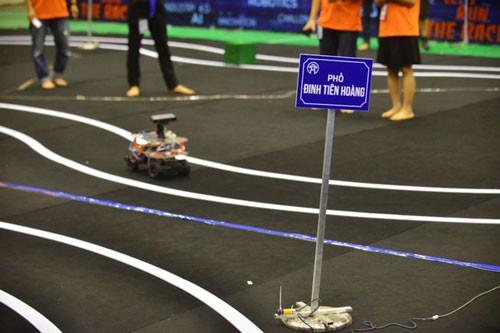 Học viện Quân sự đoạt giải đua xe công nghệ lần đầu tiên ảnh 4