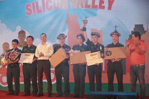 Học viện Quân sự đoạt giải đua xe công nghệ lần đầu tiên ảnh 9