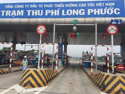 Cao tốc TPHCM - Long Thành - Dầu Giây sử dụng thu phí kín ảnh 1