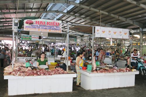 Chợ Tân Hiệp hôm nay ảnh 2