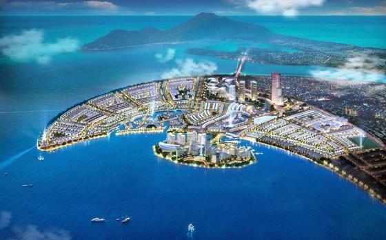 Dự án khu đô thị quốc tế mới Đa Phước được thi công trở lại ảnh 1